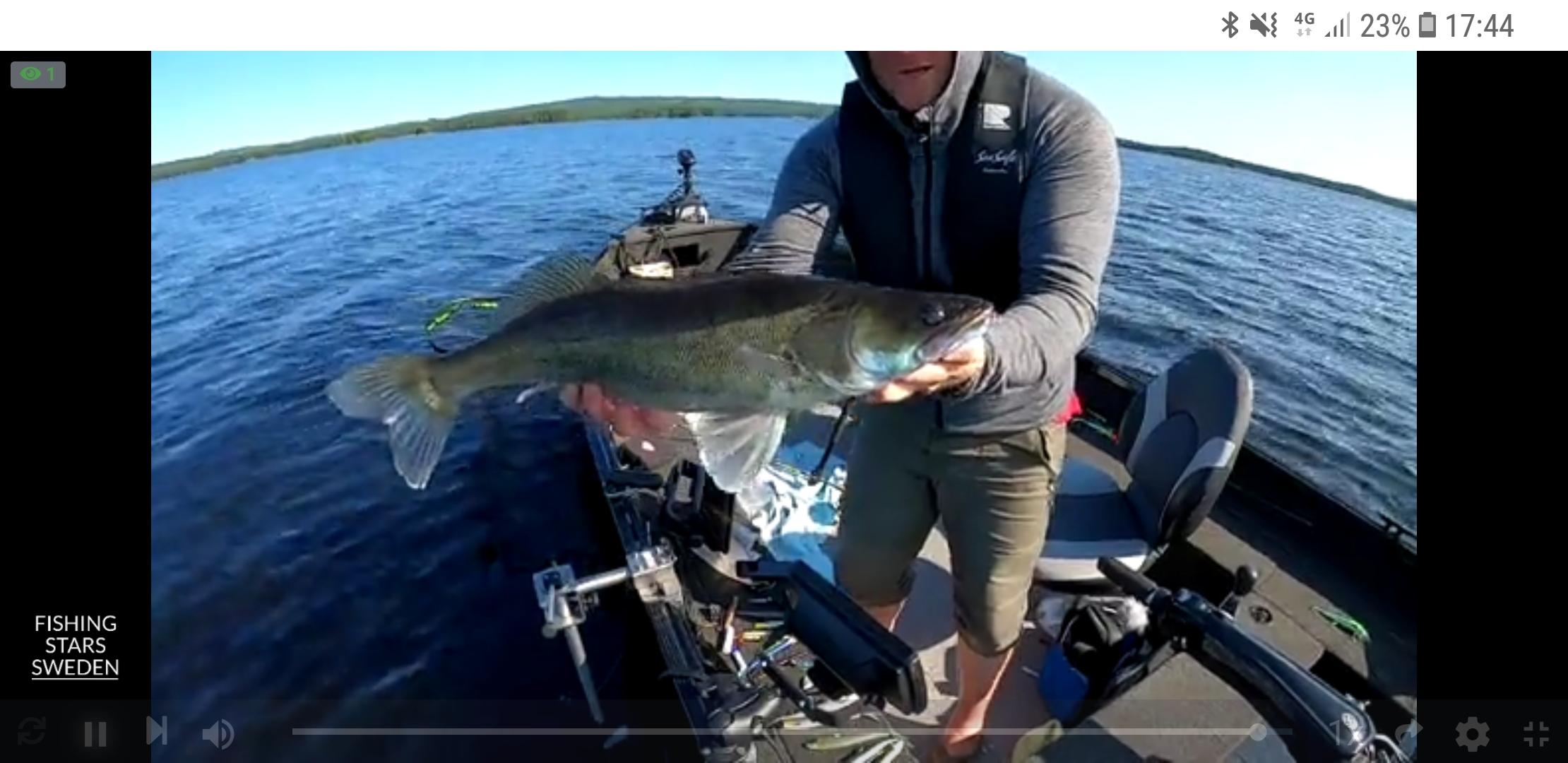 Live on Runn with Fishingstars_Sweden on DVR 2021-07-23 16:22:54