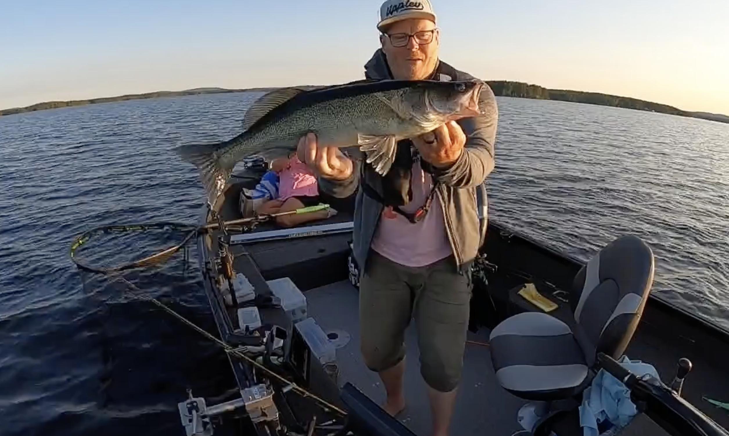 Live on Runn with Fishingstars_Sweden on DVR 2021-07-23 20:30:25