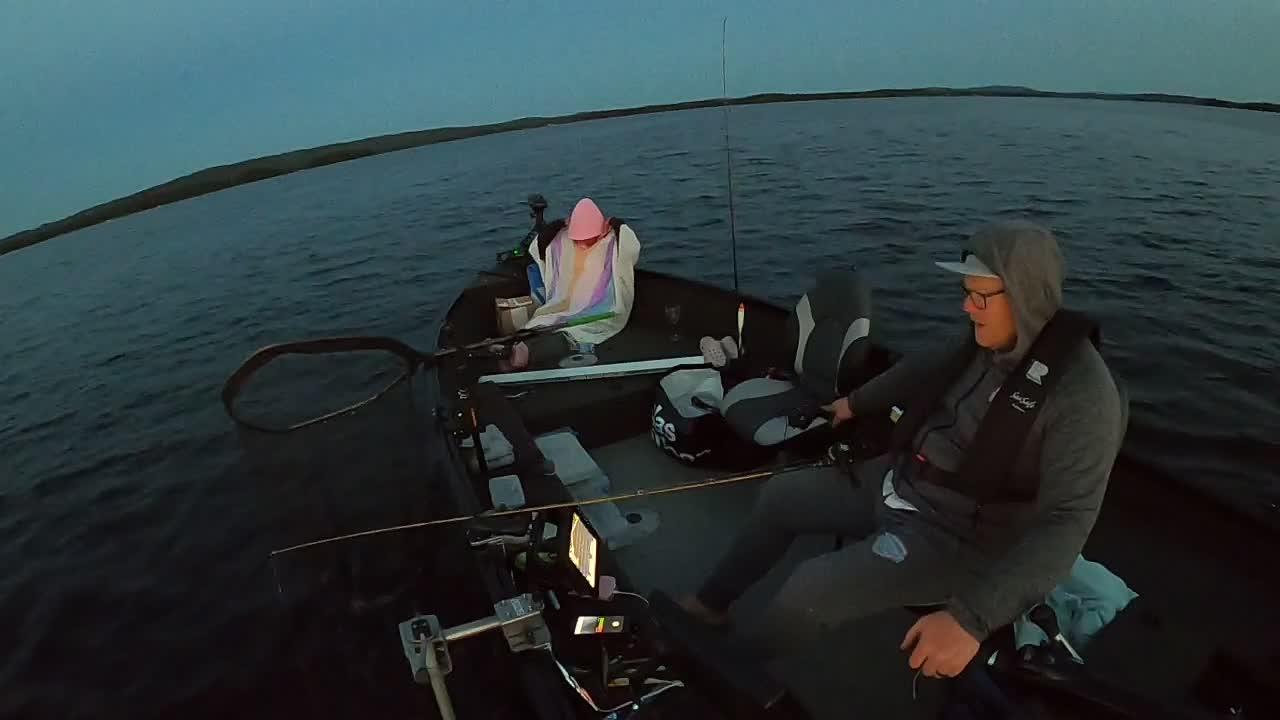 Live on Runn with Fishingstars_Sweden on DVR 2021-07-23 22:44:51