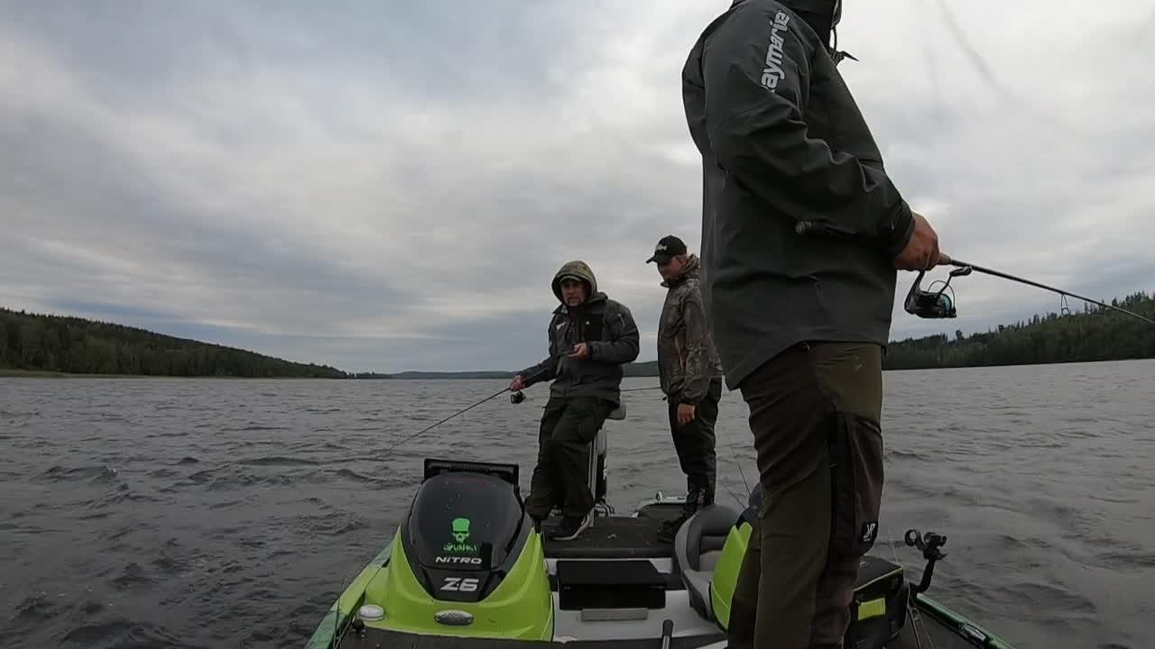 Fishing With the Gunki Pro Team  DVR 2021-08-28 08:27:15