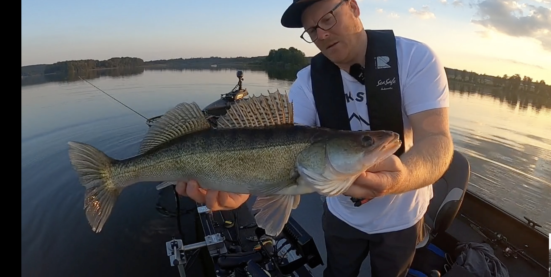 Live fishIng with fishing stars Sweden on DVR 2021-09-09 18:54:52