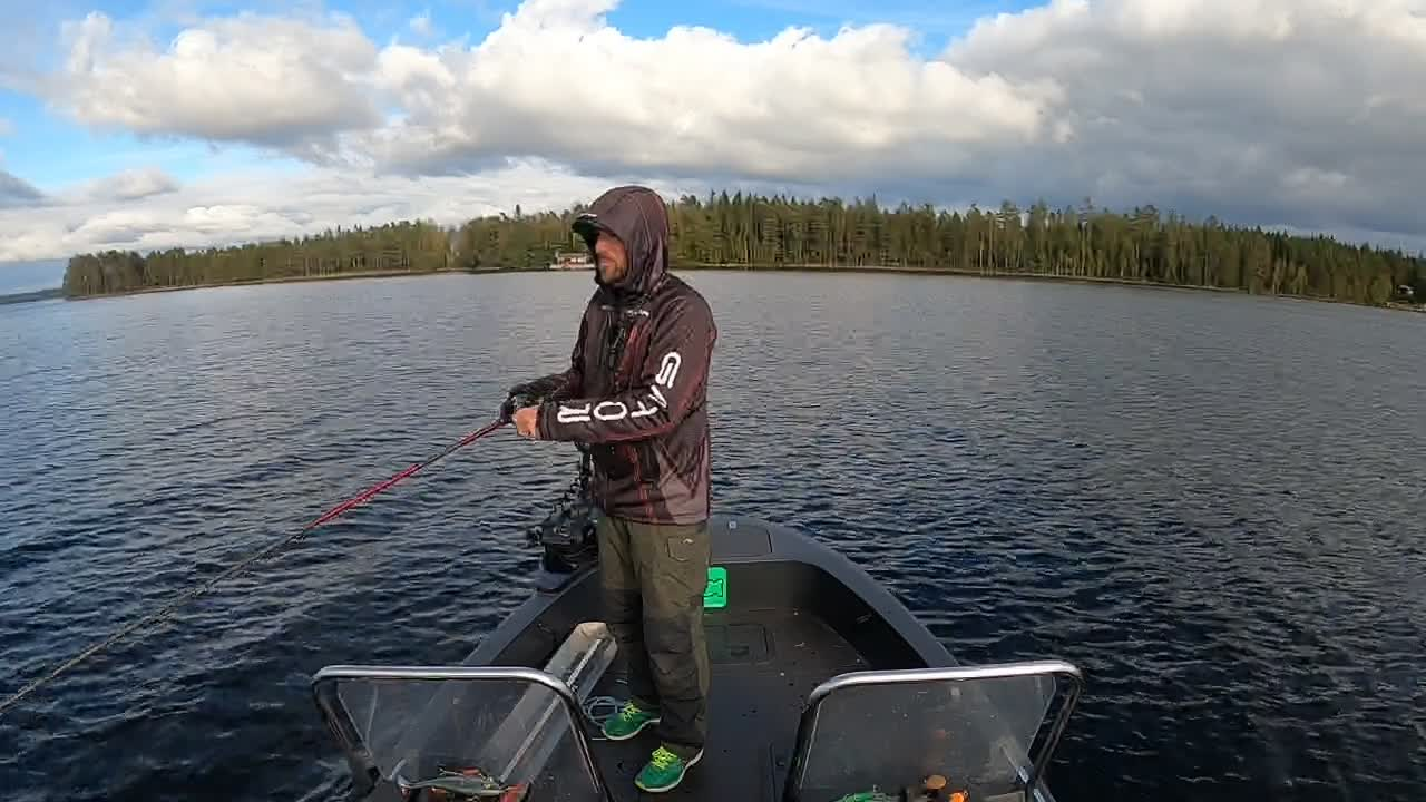 Live fishing with Micke Fransson  Save and replay  2021-09-18 16:49:19