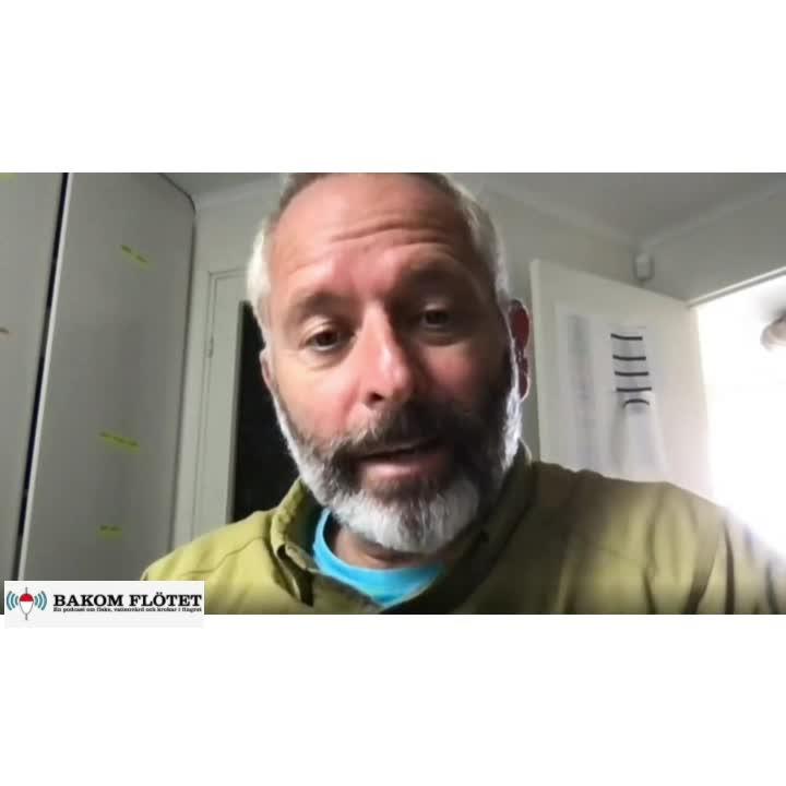 Avsnitt 3 Fishfulness med Martin Falklind!